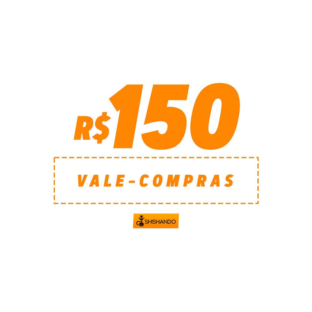 Vale Compras de R$150