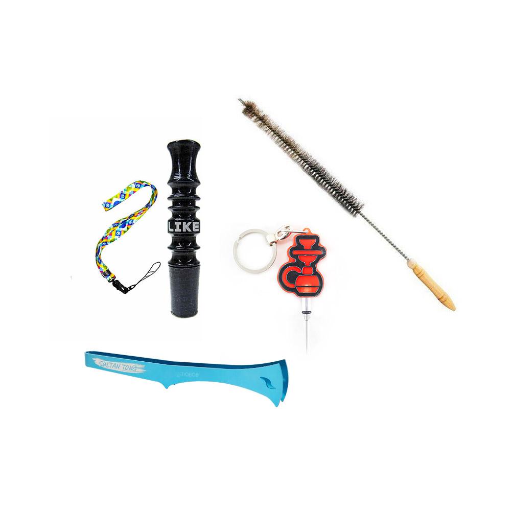 Piteira Higiênica, Pegador, Furador ou Escovinha de Limpeza