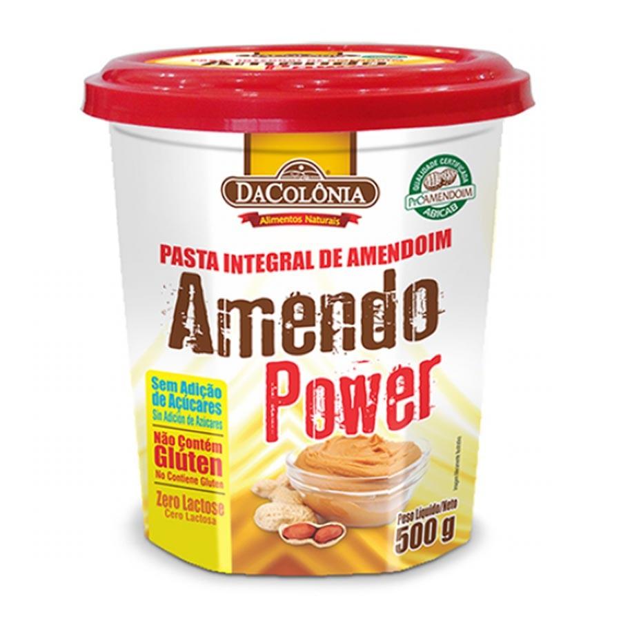 Amendo power 100% integral Da Colonia 500g