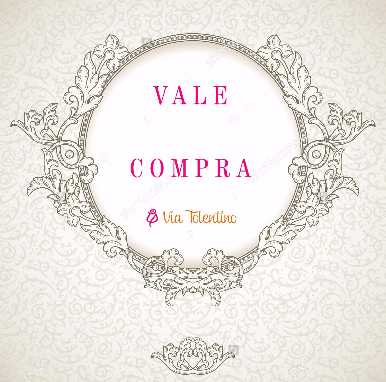 VALE COMPRAS  R$ 100,00