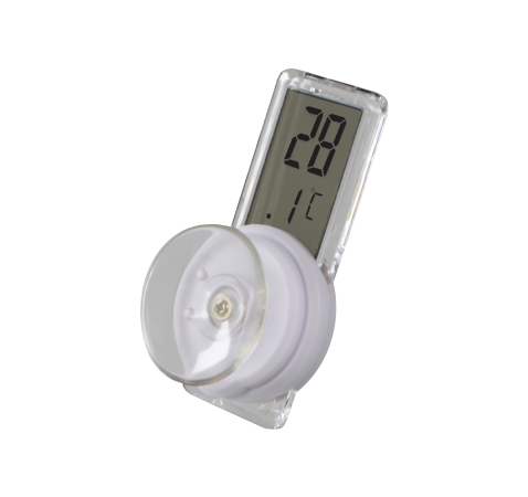Termômetro Digital com Ventosa