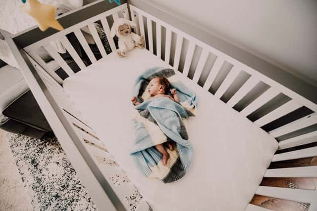 How to clean white baby room furniture