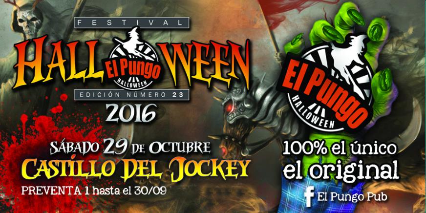 Festival Halloween - El Pungo