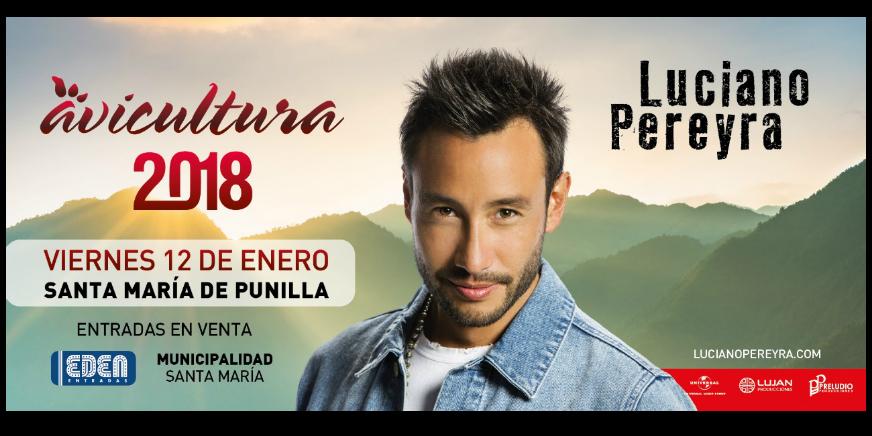 Luciano Pereyra - Avicultura 2018