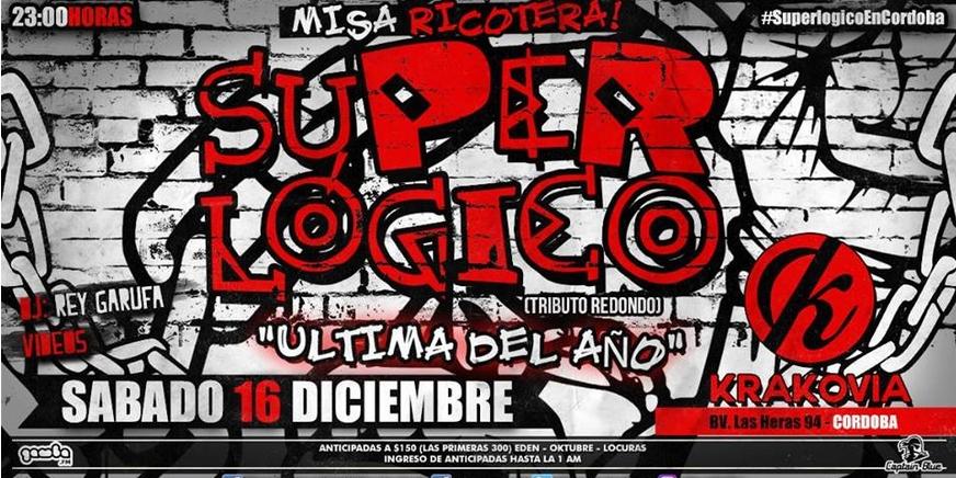 SuperLógico / Misa Ricotera