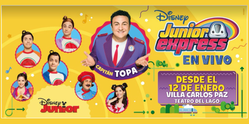 Disney Junior Express En Vivo