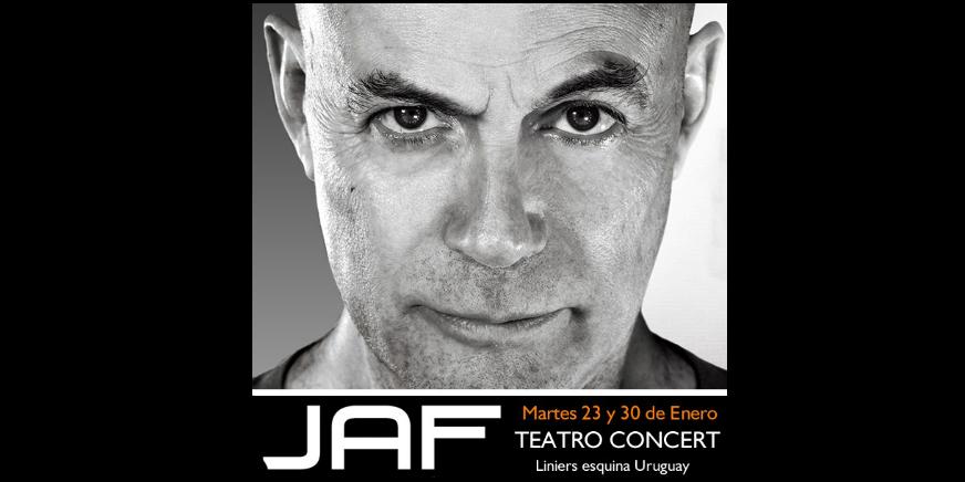 JAF  - Show Unipersonal