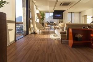 preço do piso laminado-Carvalho Chamonix