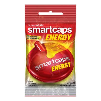 Imagem 1 do produto Smartcaps Energy Smart Life 10 Cápsulas