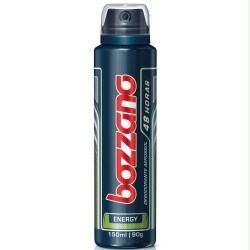 Imagem 1 do produto Desodorante Bozzano Energy Masculino Aerosol 90g