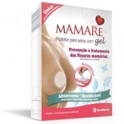 Imagem 1 do produto Protetor em Gel para Seios Mamare 1 Par