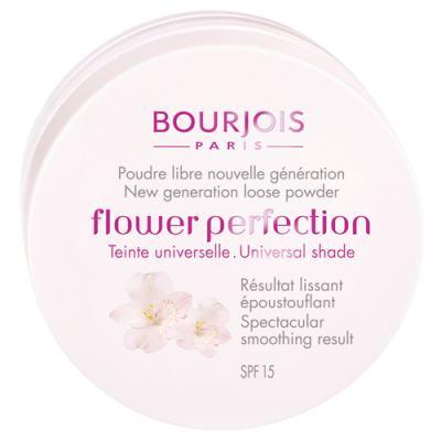 Imagem 1 do produto Powder Flower Perfection Bourjois - Pó Facial Solto - Translúcido - 5g