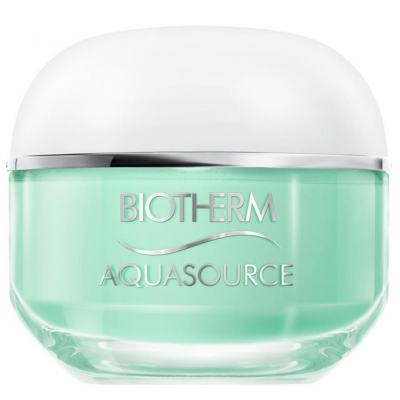 Hidratante Facial para Pele Normal ou Mista Biotherm Aquasource Gel - 50ml
