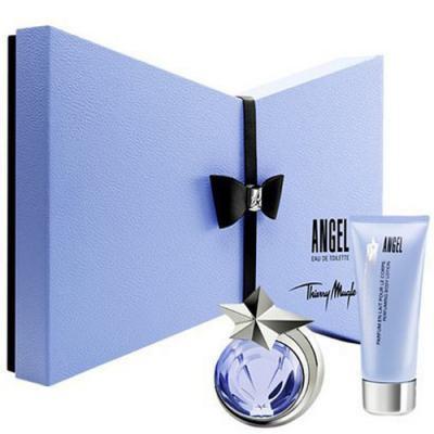 Imagem 1 do produto Angel Mugler - Feminino - Eau de Toilette - Perfume + Loção Corporal - Kit