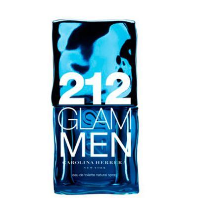 Imagem 1 do produto 212 Glam Men Carolina Herrera - Perfume Masculino - Eau de Toilette - 100ml