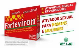 Forteviron: Ativador sexual para homens e mulheres