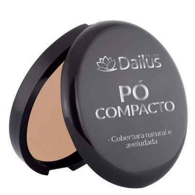 Pó Compacto Dailus - Pó Compacto - 26 - Natural