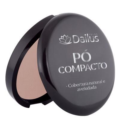 Pó Compacto Dailus - Pó Compacto - 16 - Capuccino