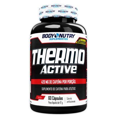 Thermo Active 60 Cápsulas - Body Nutry