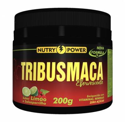 Tribus + Maca 200g Limao - Nutry Power