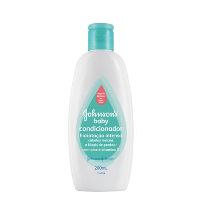 Condicionador Johnson´s Baby Hidratação Intensa 200ml
