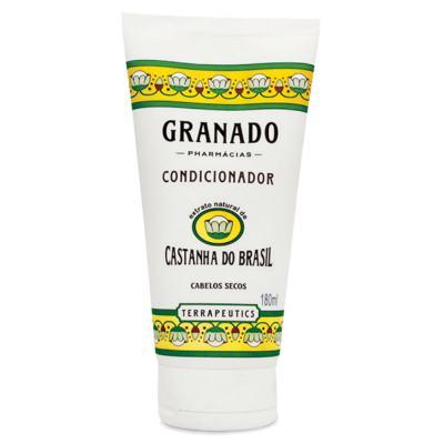 Imagem 3 do produto Kit Granado Shampoo + Condicionador Castanha Do Brasil 180ml + Sabonete Glicerinado 90g