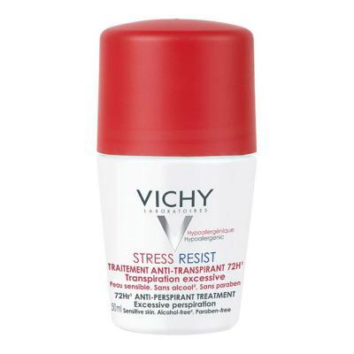 Imagem 1 do produto Desodorante Roll On Vichy Stress Resist 72h 50ml
