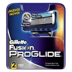 Carga Gillette Fusion Proglide C/2
