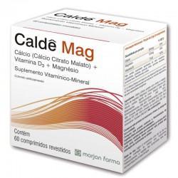 Imagem 1 do produto Caldê Mag Marjan 60 Comprimidos Revestidos