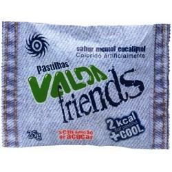 Pastilha Valda Friends 25g