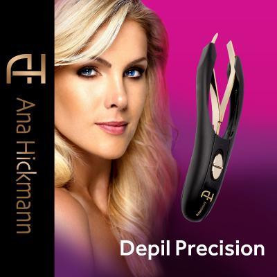 Imagem 5 do produto Pinça Ana Hickmann Depil Precision Relaxbeauty