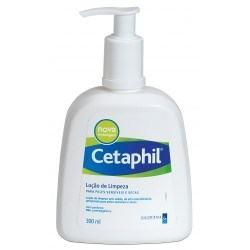 Imagem 1 do produto Loção de Limpeza Cetaphil 300ml