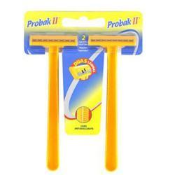 Aparelho de Barbear Gillette Probak II - 2 Unidades