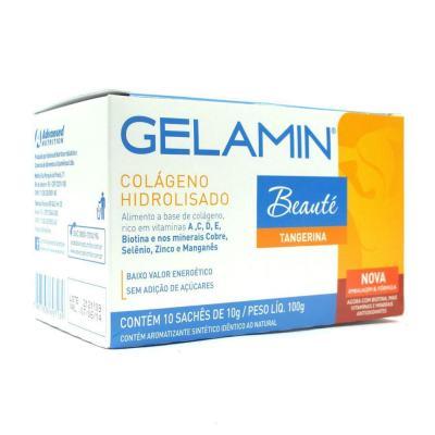 Gelamin Advanced Envelope 10g 10 Unidades