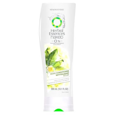 Condicionador Herbal Essences Naked Shine 300ml