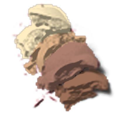 Imagem 5 do produto Expert Wear Quad Maybelline - Paleta de Sombras - Sunlit Bronze