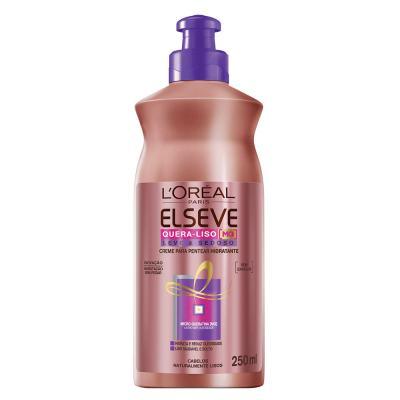 L'Oréal Paris Elseve Quera-Liso Leve e Sedoso - Creme de Pentear - 250ml