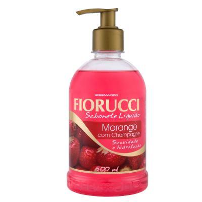 Sabonete Líquido Fiorucci Morango com Champagne - 500ml