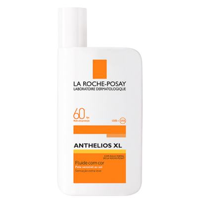 Anthelios XL Fluide Extreme Fps 60 com Cor La Roche Posay - Protetor Solar - Universal
