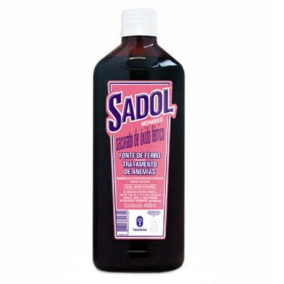 Catarinense Sadol Morango 400ml