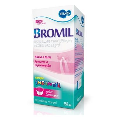 Bromil Infantil 150ml Expectorante