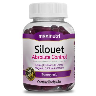 Silouet Absolute Control 90cps - Maxinutri