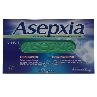 Sabonete Asepxia Adstringente Herbário 85g