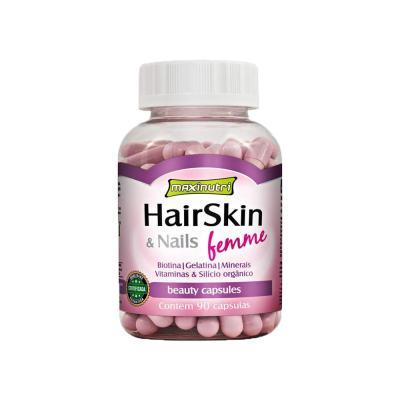 Hair Skin & Nails Femme 90cps - Maxinutri