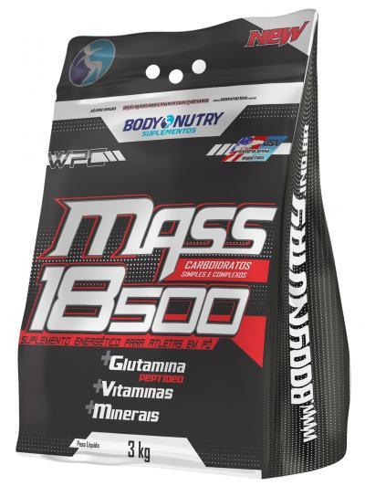 Mass 18500 Refil 3kg - Body Nutry