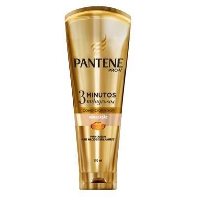 Imagem 3 do produto Kit Pantene Hidratação Shampoo 200ml + Condicionador 3 Minutos Milagrosos 170ml