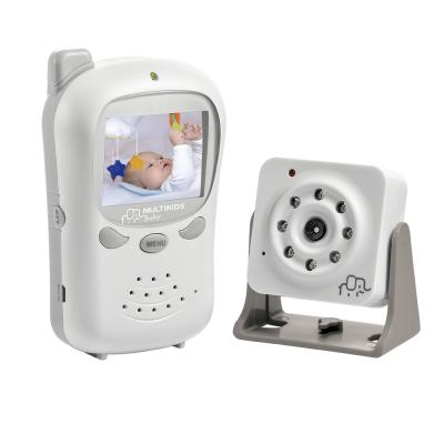 Imagem 1 do produto Babá Eletrônica Multikids Baby digital com câmera BB126