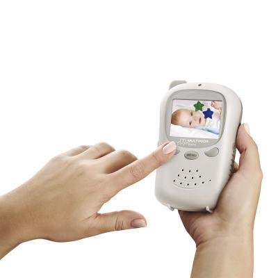 Imagem 3 do produto Babá Eletrônica Multikids Baby digital com câmera BB126
