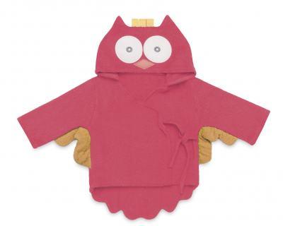 Imagem 1 do produto Roupão para Bebê com Capuz Coruja Multikids Baby - BB125