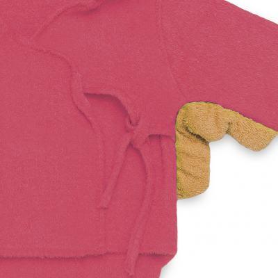 Imagem 3 do produto Roupão para Bebê com Capuz Coruja Multikids Baby - BB125